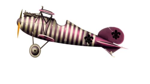 Pinkplane
