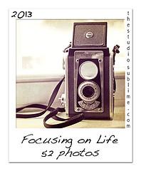 Focusing on l;ife