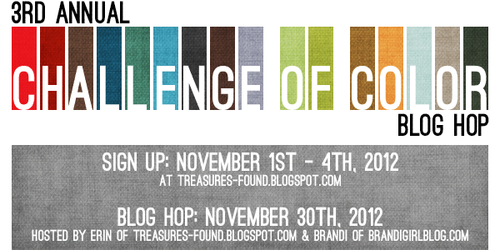Challenge of color banner